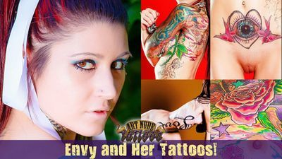 Art Nude Tattoos free